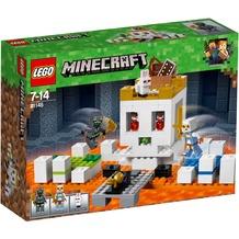 LEGO® Minecraft™ 21145 Die Totenkopfarena