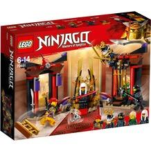 LEGO® NINJAGO 70651 Duell im Thronsaal