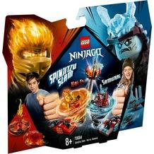 LEGO® NINJAGO® 70684 Spinjitzu Slam - Kai vs. Eis-Samurai