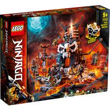 LEGO® NINJAGO® 71722 Verlies des Totenkopfmagiers