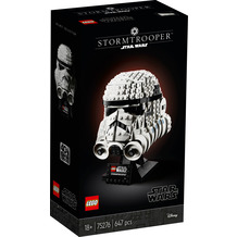 LEGO® Star Wars™ 75276 Stormtrooper™ Helm