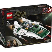 LEGO® Star Wars™ Episode IX 75248 Widerstands A-Wing Starfighter™