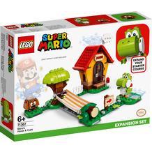 LEGO® Super Mario 71367 Marios Haus und Yoshi - Erweiterungsset