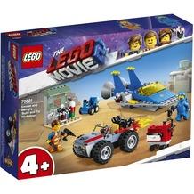 LEGO® The LEGO Movie™ 2 70821 Emmets und Bennys Bau- und Reparaturwerkstatt!