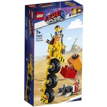LEGO® The LEGO Movie™ 2 70823 Emmets Dreirad!