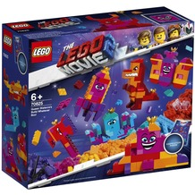 LEGO® The LEGO Movie™ 2 70825 Königin Wasimma Si-Willis Bau-Was-Du-Willst-Box!