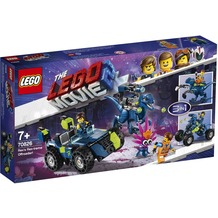 "LEGO® The LEGO Movie™ 2 70826 Rex' ""?Rextremes"" Offroad-Fahrzeug"
