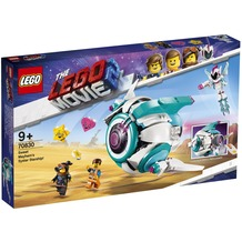 LEGO® The LEGO Movie™ 2 70830 Sweet Mischmaschs Systar Raumschiff