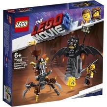 LEGO® The LEGO Movie™ 2 70836 Einsatzbereiter Batman™ und EisenBart