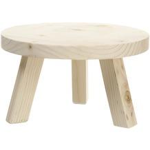 Leonardo Getränkespendersockel Holz