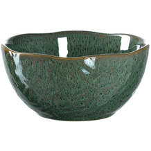 Leonardo Matera Keramikschale 6er-Set 12 cm grün
