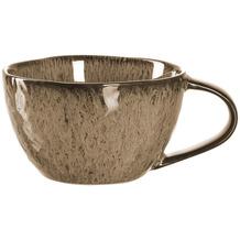Leonardo Matera Keramiktasse 4er-Set 290 ml beige