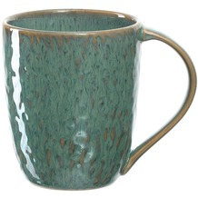 Leonardo Keramiktasse MATERA 430 ml grün