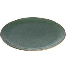 Leonardo Matera Keramikteller 4er-Set 32 cm grün