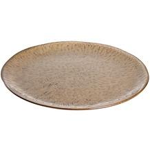 Leonardo Matera Keramikteller 6er-Set 27 cm beige
