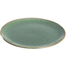 Leonardo Keramikteller MATERA 27 cm grün
