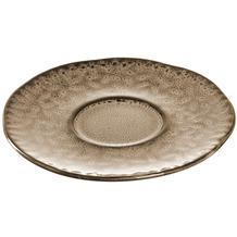 Leonardo Matera Keramikuntertasse 4er-Set 11 cm beige