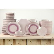 Leonardo Matera Kombiservice für 12 Personen 60-teilig rosa