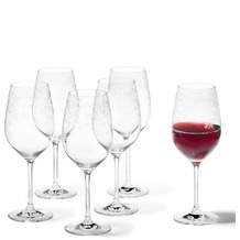 Leonardo Set 6 Bordeauxglas Chateau