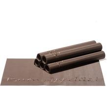 Leonardo Platzset 35 x 48 cm braun Appetito 6er-Set