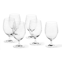 Leonardo 6er Set Wasserglas Chateau 380 ml