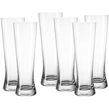 Leonardo 6er Set Weizenbierglas Bionda Bar