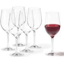 Leonardo 6er Set Rotweinglas Ciao+