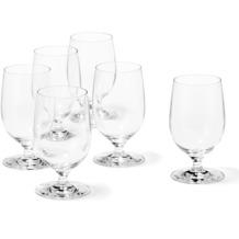 Leonardo Set 6 Wasserglas Ciao+