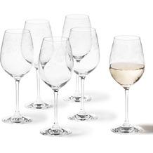 Leonardo 6er Set Weißweinglas Chateau