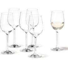 Leonardo 6er Set Weißweinglas Ciao+