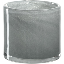 Leonardo Tischlicht MILANO 8 cm grau