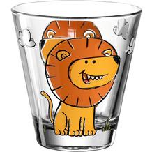 Leonardo Trinkglas BAMBINI 6er-Set 215 ml Löwe
