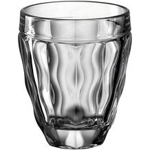 Leonardo Trinkglas BRINDISI 6er-Set 270 ml anthrazit