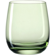 Leonardo Trinkglas SORA 6er-Set 360 ml grün