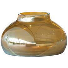 Leonardo Vase Poesia 9,3 cm gold