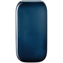 Leonardo Vase MILANO blau 20x15