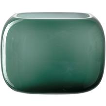 Leonardo Vase MILANO grün 13x18x14