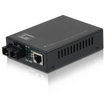 LevelOne 10/100BASE-TX-zu-100BASE-FX-SMF-SC-Konverter - (FVT-2201)