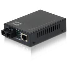 LevelOne 10/100BASE-TX-zu-100BASE-FX-SMF-SC-Konverter - (FVT-2401)