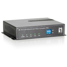 LevelOne Ethernet over VDSL2 PSE Converter - (VDS-0120)