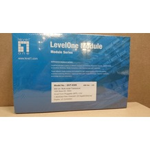 LevelOne mini GBIC SFP Tranceiver SX/LC Fiber MultiMode 550m