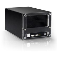 LevelOne Network Video Recorder, 4-Channel - (NVR-1204)