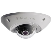 LevelOne One FCS-3073 Feste-Dome-Netzwerkkamera - (Level)