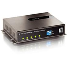 LevelOne VDSL Ethernet Konverter BNC - (VDS-0202)