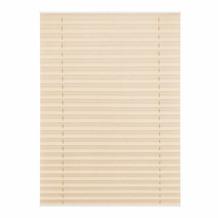 Lichtblick Dachfenster Plissee Haftfix, ohne Bohren  Creme Breite: 36,3 cm, Länge: 60 cm