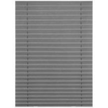 Lichtblick Dachfenster Plissee Haftfix, ohne Bohren Grau Breite: 36,3 cm, Länge: 60 cm