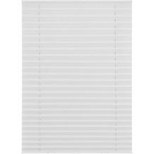 Lichtblick Dachfenster Plissee Haftfix, ohne Bohren  Weiß Breite: 36,3 cm, Länge: 60 cm