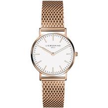 Liebeskind Damenuhr LT-0081-MQ Uhr Damen Armbanduhr Farbe: Roségold