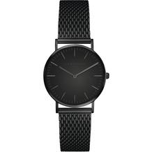 Liebeskind Damenuhr LT-0082-MQ Uhr schwarz Damen Armbanduhr