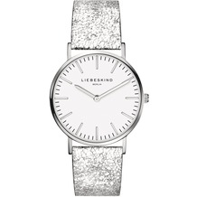 Liebeskind Damenuhr LT-0099-LQ Rindsleder mit Lederarmband Damen Uhr Leder Armbanduhr